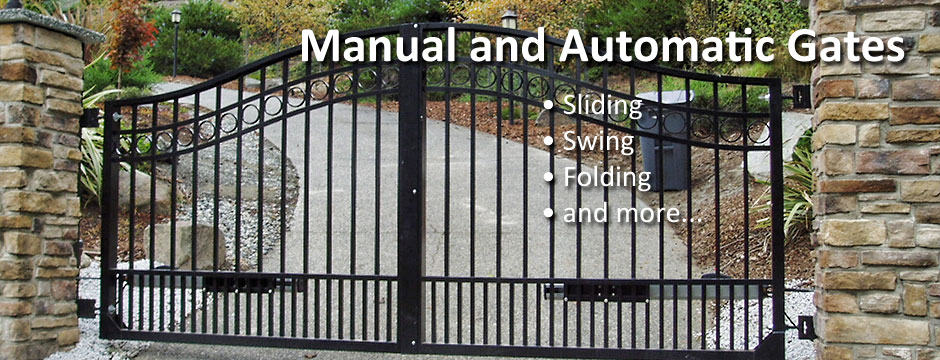 Manual and Automatic Gates