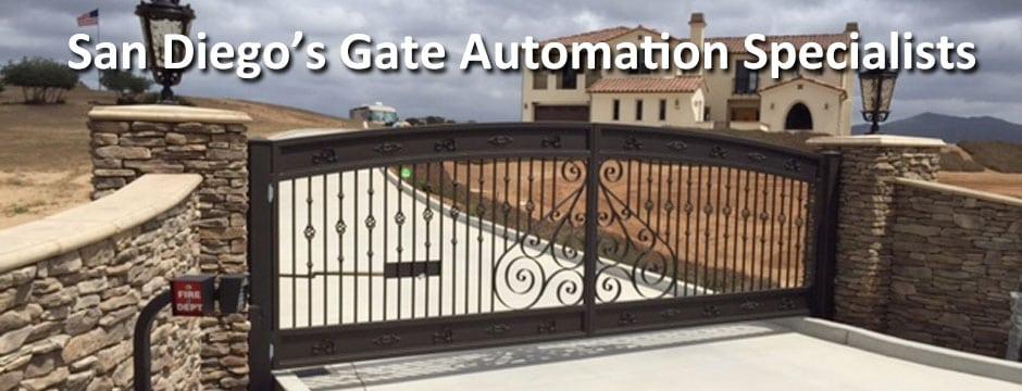 San Diegou2019s Gate Automation Specialists